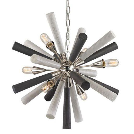CLA Lighting Sputnik 6 Light Pendant Light