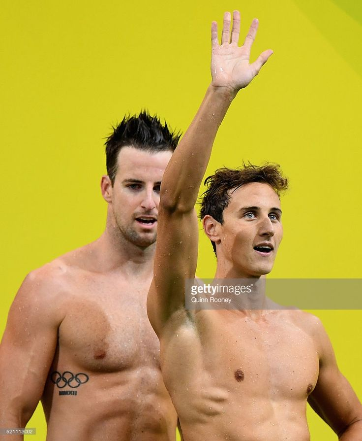 Cameron McEvoy now among the favourites for Olympic Gold in Rio for men's 50m…