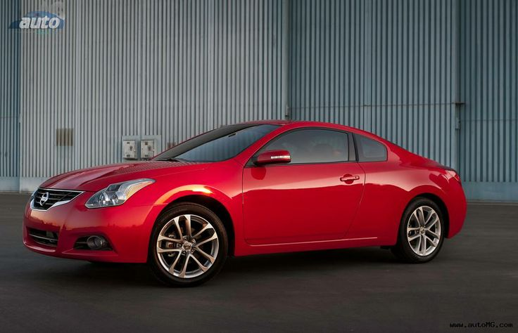 #Nissan #Altima #Coupe