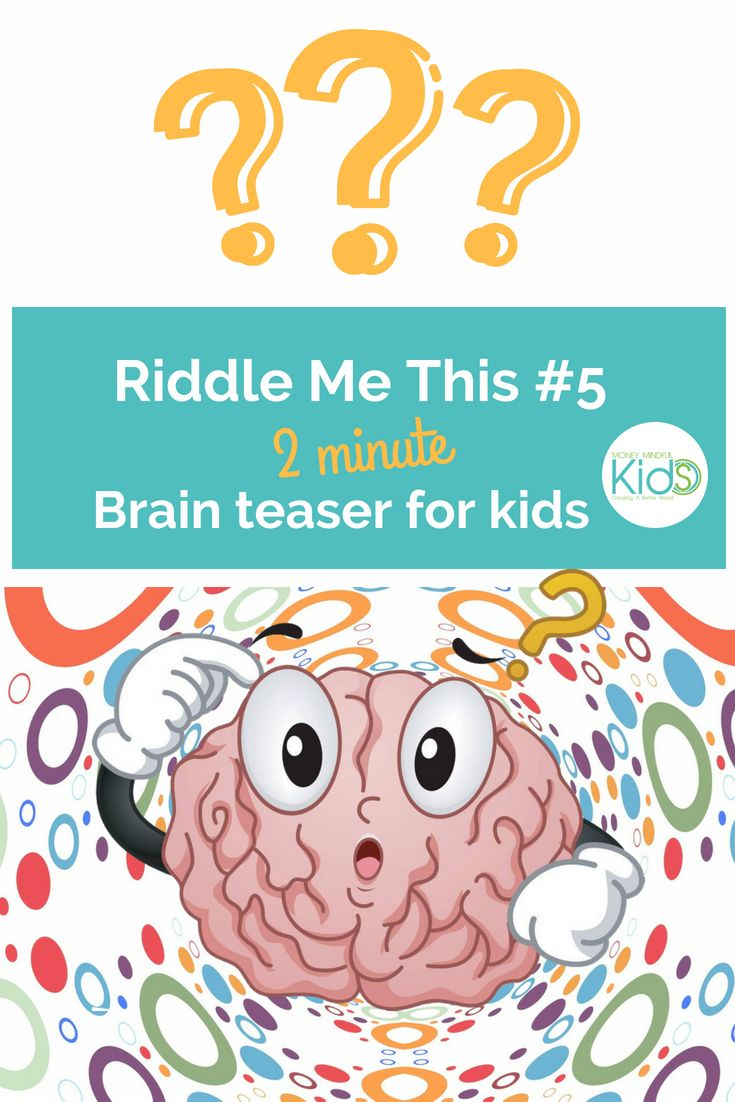 Can you beat the clock & solve this brain teaser? Riddles