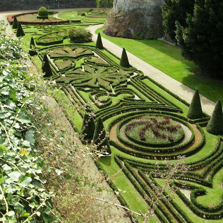 17 meilleures images propos de jardins la fran aise for Jardins de france a visiter