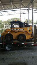 2002 John Deere 260 Skid Steer Loader. Coming in Soon! skid steer loaders - construction equipment - equipment financing - heavy machinery
