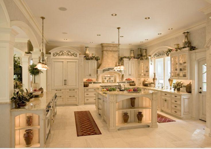 1422 best best kitchen designs images on Pinterest Best kitchen - french kitchen design