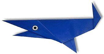 Origami Shark