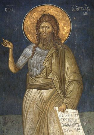 St. John the Baptist.