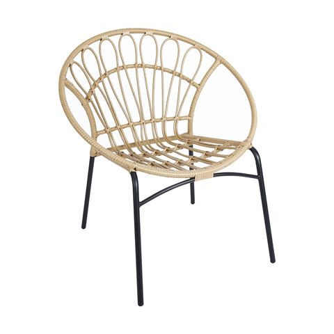 Rattan Chair Natural | Kmart | Cheap dining room chairs ...