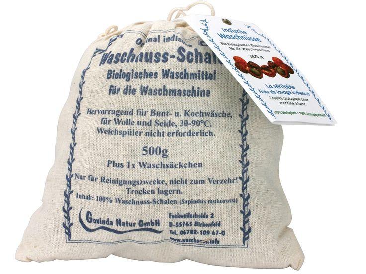 Schneller Versand ✓ 30 Tage Rückgaberecht ✓ Waschnüsse reinigen besonders farbschonend. Ökologische, rein pflanzliche Alternative zu Waschmitteln. Alle Temperaturen und Materialien. Für ca. 65 Wäschen., 500g