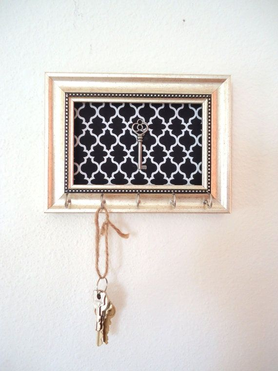 1000 Ideas About Key Holder For Wall On Pinterest Decor