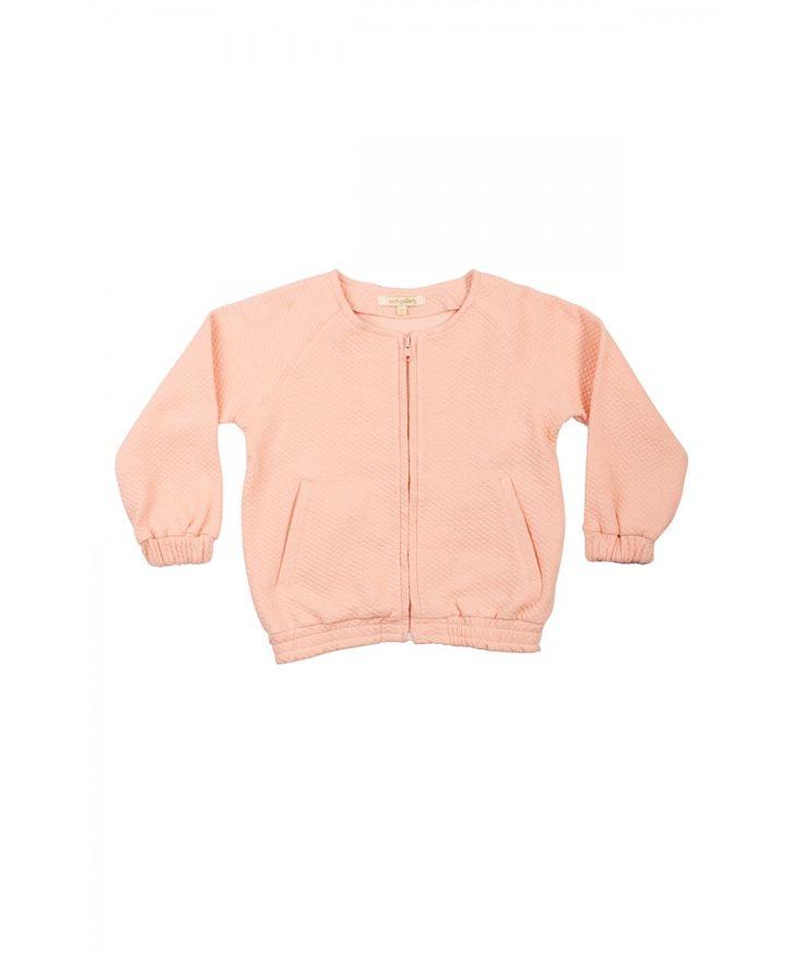 Soft Gallery Sweatshirt Sofie peach