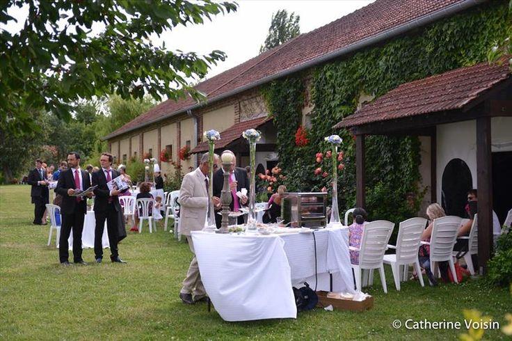 La Grange de Fontenay à FONTENAY-EN-VEXIN (27510) : Location de salle de mariage salle de reception - 1001Salles
