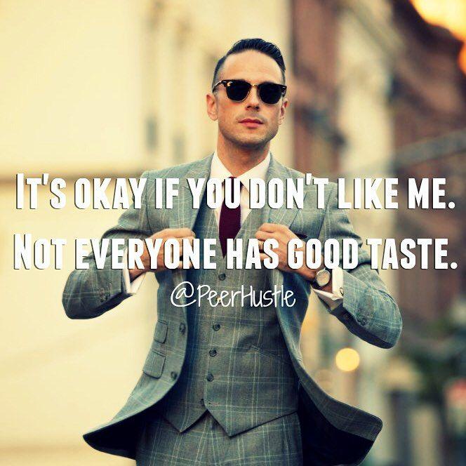 #keepitclassy #nobodyHAStolikeyou