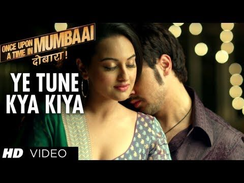 """Presenting the keenly awaited video song """"Ye tune Kya Kiya"""" from movie Once upon A Time In Mumbaai Dobara starring Akshay Kumar, Sonakshi Sinha, Imran Khan. The song is in voice of Javed Bashir, the music is from Pritam & lyrics are written by Rajat Arora."""