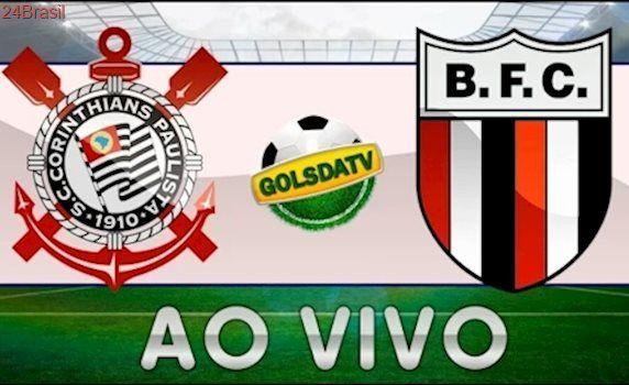 ASSISTIR Corinthians x Botafogo - SP  AO VIVO