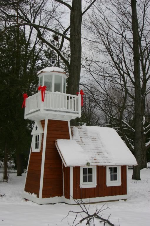 this is the playhouse from ducks nest sourced it barbara butler extraordinary play structures for kids the lighthouse kids stuff pinterest - Lighthouse Playhouse Building Plans