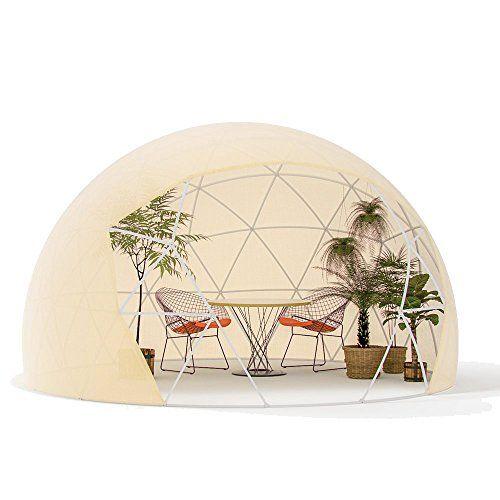 garden igloo cover