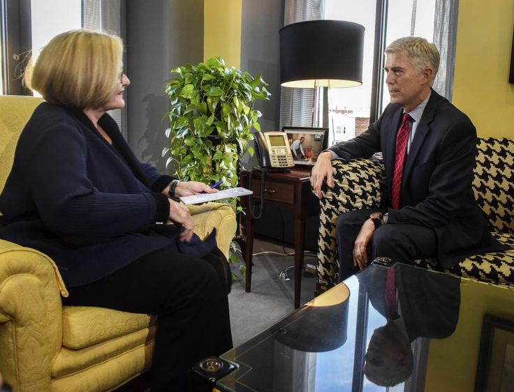 McCaskill swings to 'no' vote on Gorsuch