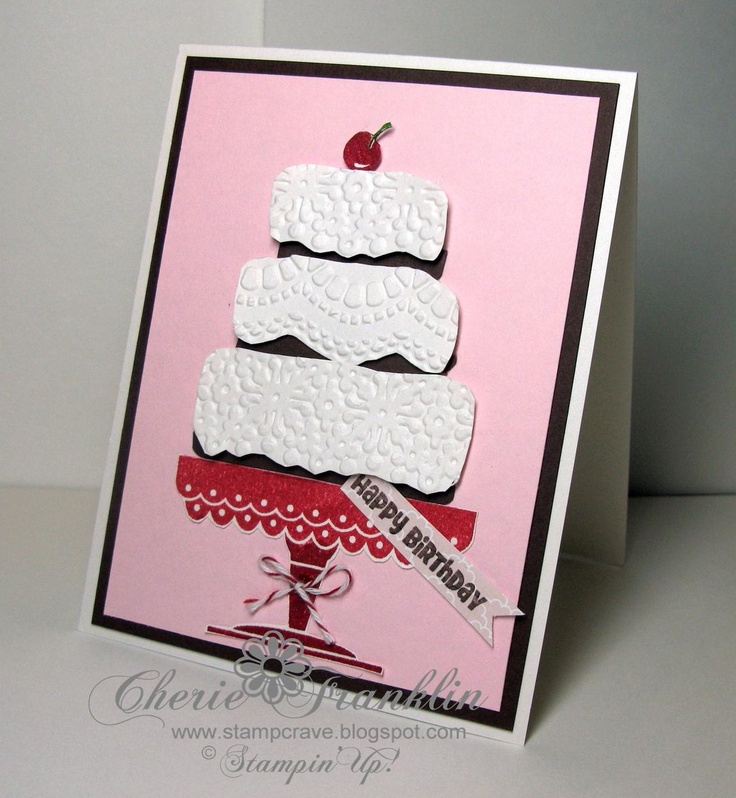 1000+ images about A cherry on top on Pinterest   Cherries, Stampin Up and Tops