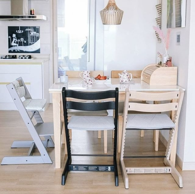 Everyone Gets A Seat At The Family Table With The Tripp Trapp High