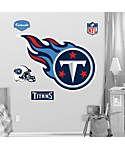 Fathead Tennessee Titans Logo Wall Graphic