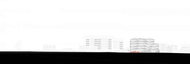 Vodafone Headquarters_Elevation plan