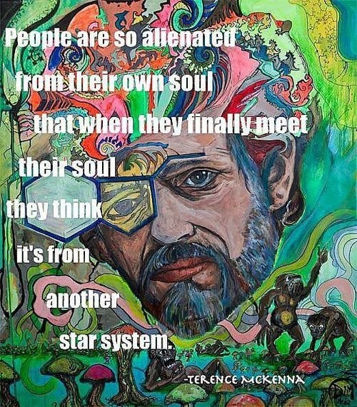 terence mckenna and the exploration of psychedelia Terence mckenna advocated the exploration of altered states of mind via the ingestion of naturally occurring psychedelic the terence mckenna omnibus 2012.