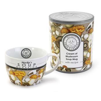 Bia Soup Classics 'Cream Of Mushroom' Porcelain Soup Mug