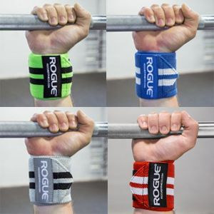 Wrist Wraps - now in a variety of colors. AWESOME!