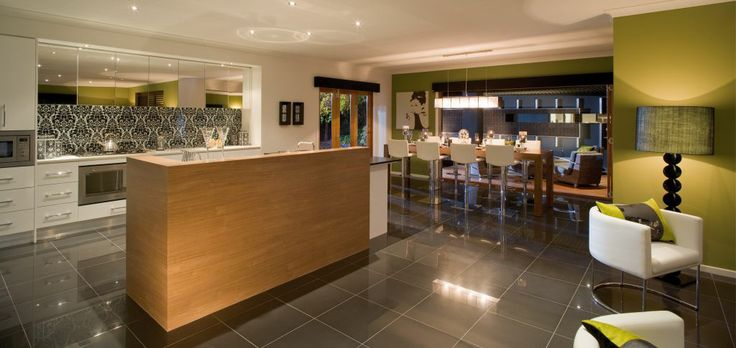 Dining Room Tiles