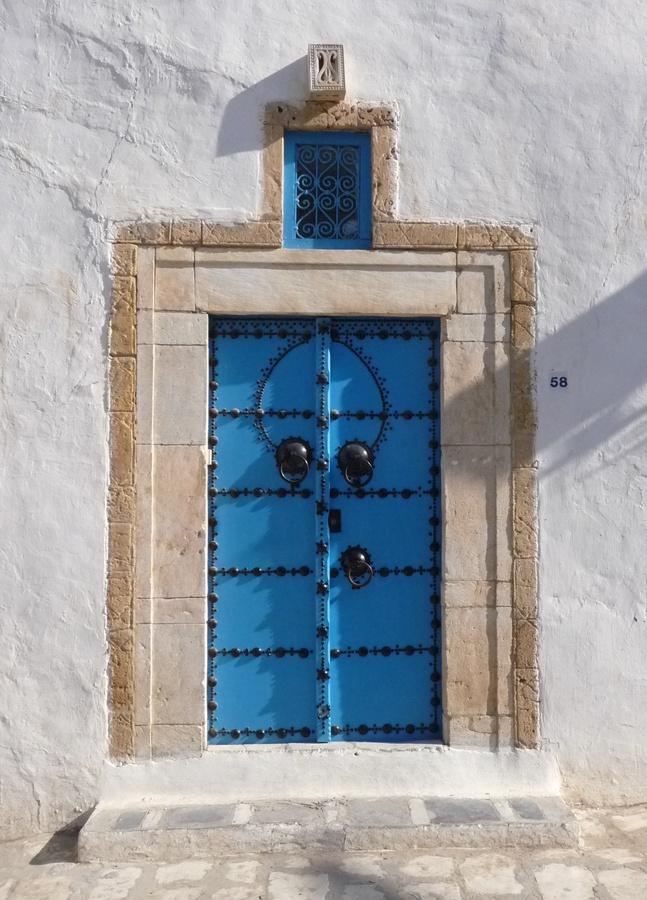 Door, Tunis, Tunisia
