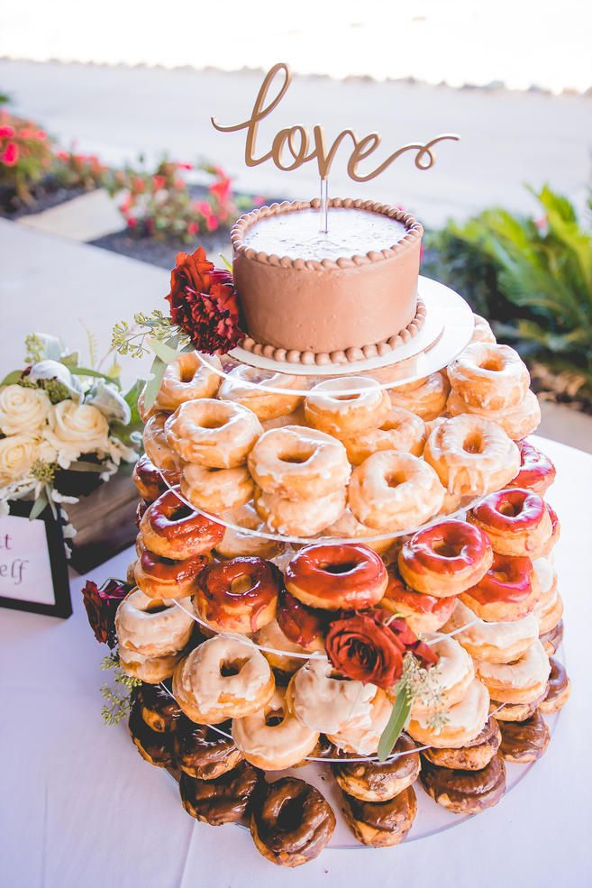 For He Love Of Brunch And Donut Wedding Cakes Sunday Funday Brunch