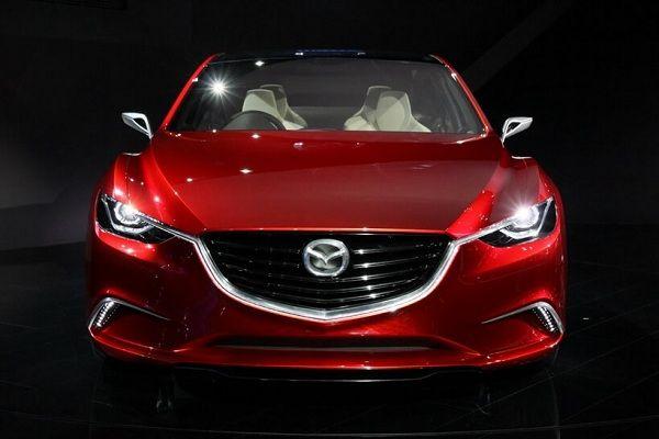 2018 Mazda 6 Redesign Mazda Pinterest Mazda Mazda 6 And Cars