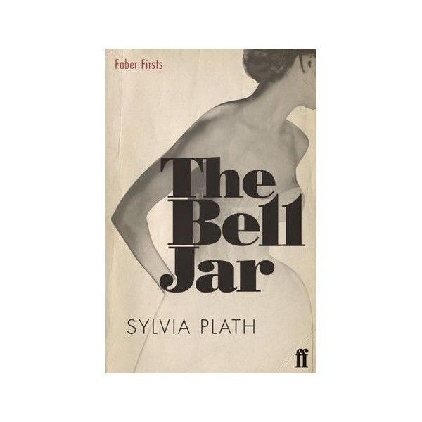 'The Bell Jar' by Sylvia Plath Reading Matters ❤ liked on Polyvore featuring books, fillers, other and art