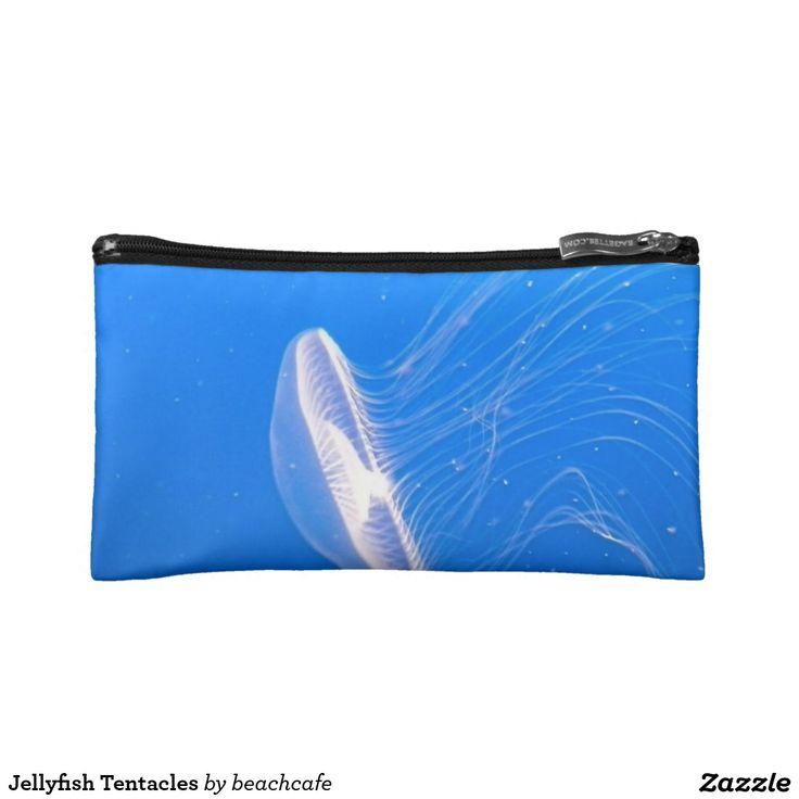 Jellyfish Tentacles Makeup Bag
