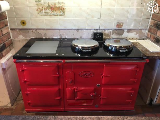 17 meilleures id es propos de cuisini re aga sur pinterest cuisini re cuisines rustiques et. Black Bedroom Furniture Sets. Home Design Ideas