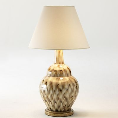 Beeline Home Pheasant Feather Lamp Available For