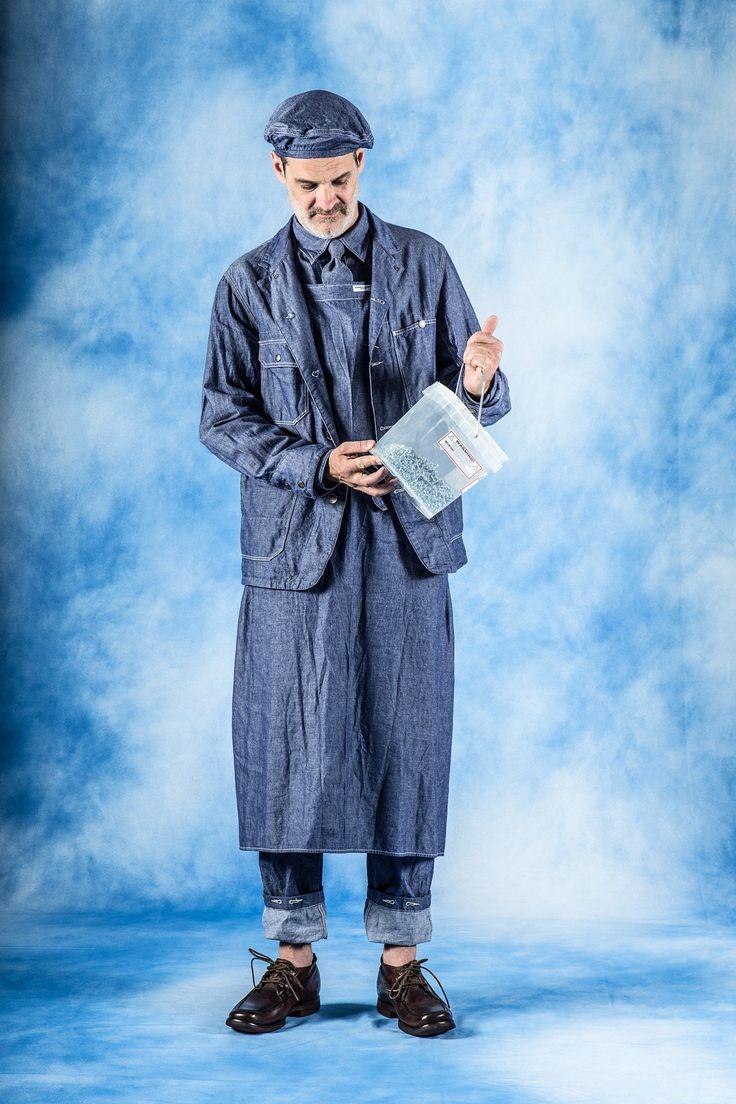 Engineered Garments Spring 2016 Menswear Fashion Show