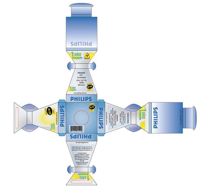bombillo Philips 02