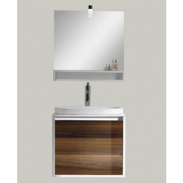 Alcina with Handleless Door | Best Value Bathroom Furniture in Ireland. CA-2012D  Description:  	Dimension (MM):	CBM:  Main Cabinet	1200*470*540 	0.35 Side Cabinet  250*200*650	0.05 Mirror	900*100*650	0.09 Solid Surface	1200*470*15	0.05 Ceramic Basin	600*470*200	0.06