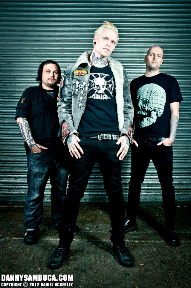 List Industrial Bands Touring