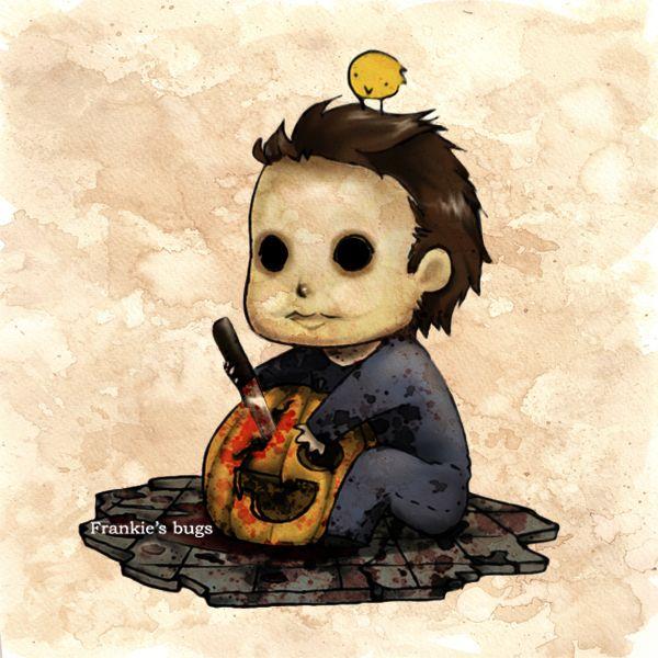 Carpenter's Halloween - Michael Myers by FrankiesBugs.deviantart.com on @DeviantArt