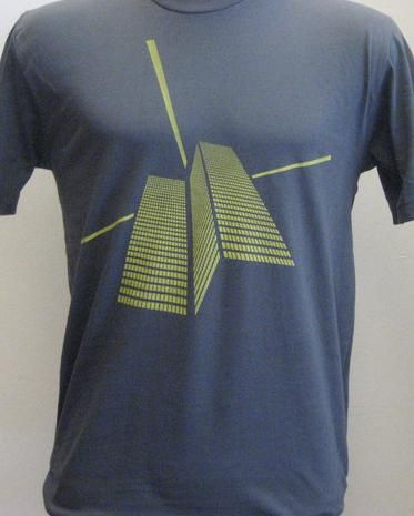 Place Ville Marie t-shirt for men from Montrealité