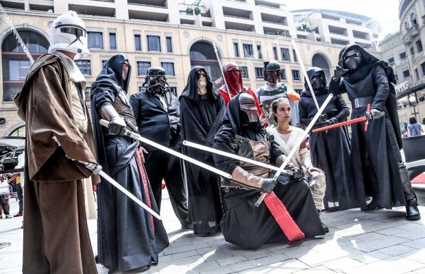 Star Wars: The Force Awakens Breaks SA Record