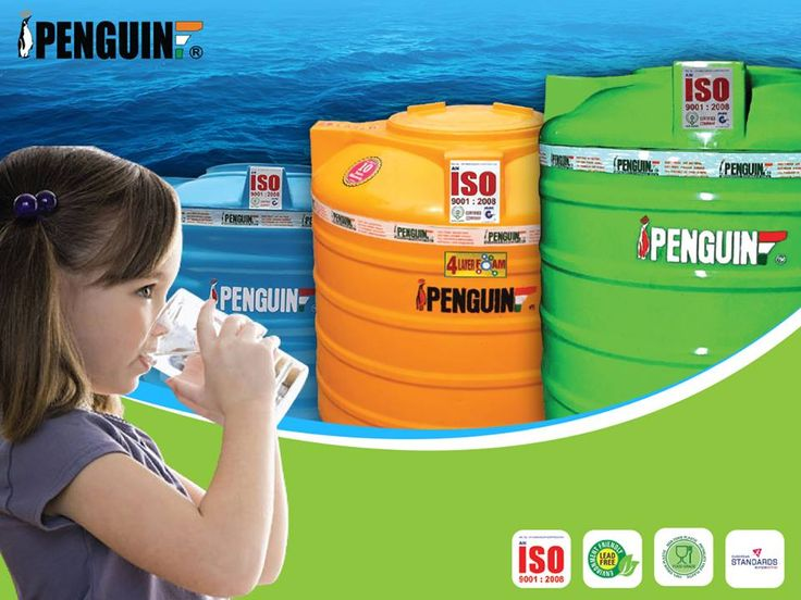Find out the details how water in the water tank remains safe. http://www.penguintank.com/e-brochure/