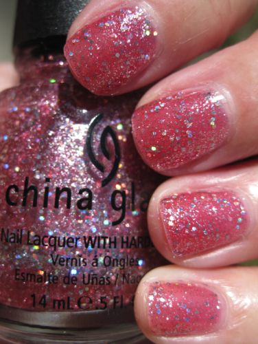 China Glaze Carnival Lights - must have.: Makeup