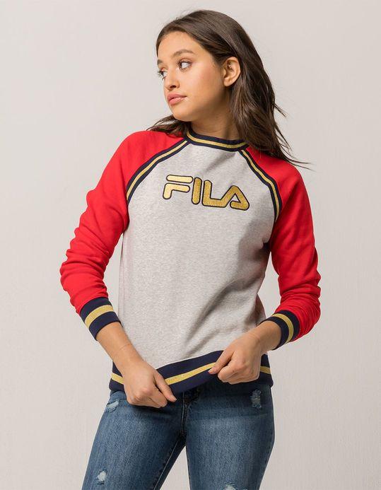 846db15065b4 FILA Rafaella Womens Sweatshirt