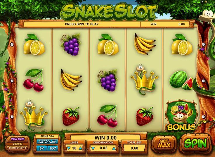 Click and Play Snake Slot