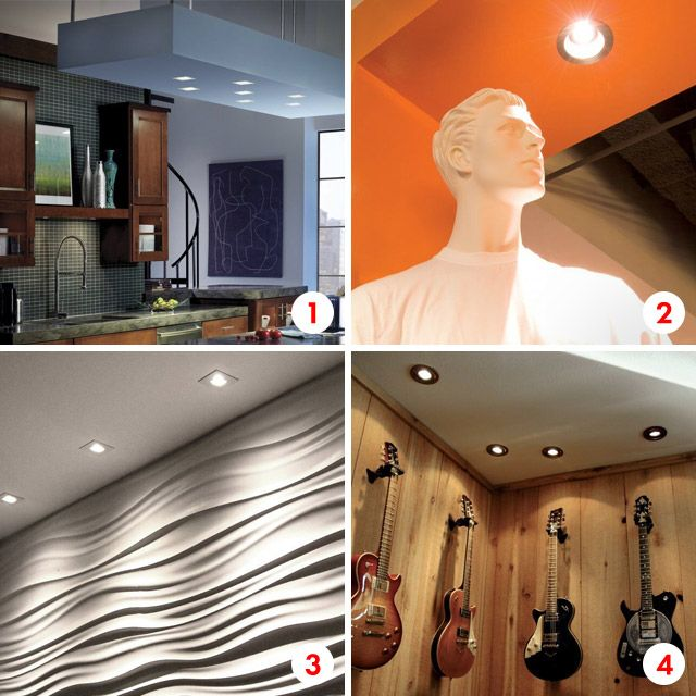 Ultimate Guide To Bedroom Ceiling Lights: 82 Best Images About Recessed Lighting On Pinterest