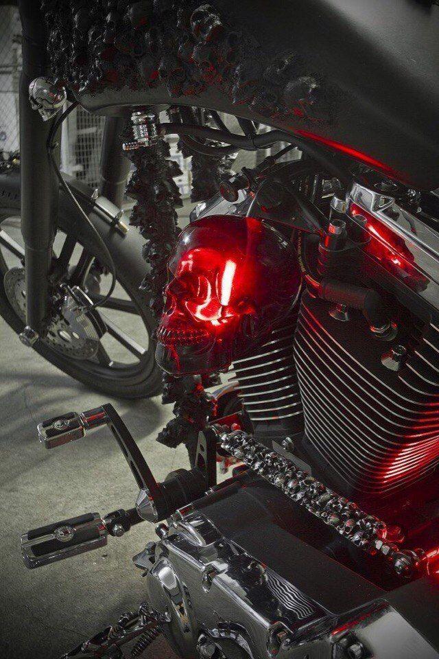 Epic firetruck 39 s motor 39 sicles garaje de motocicletas for Garajes de ensueno