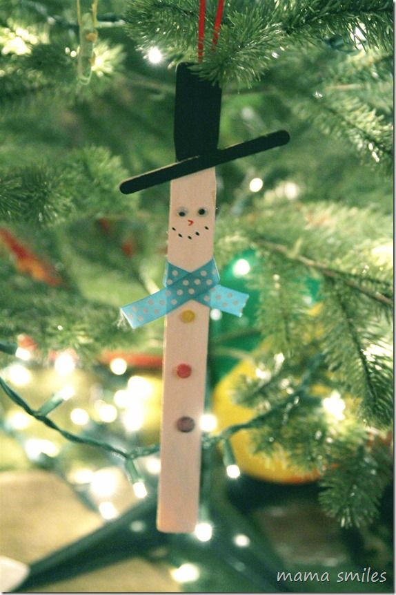 Celebrating Christmas with kid-made ornaments - some favorites from @Mama Smiles - Joyful Parenting  What are your favorite child-made ornaments?