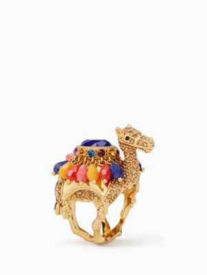 spice things up camel ring | Kate Spade New York